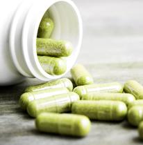 Cápsulas y Comprimidos