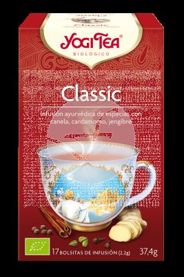 CLASSIC INFUSION YOGI TEA