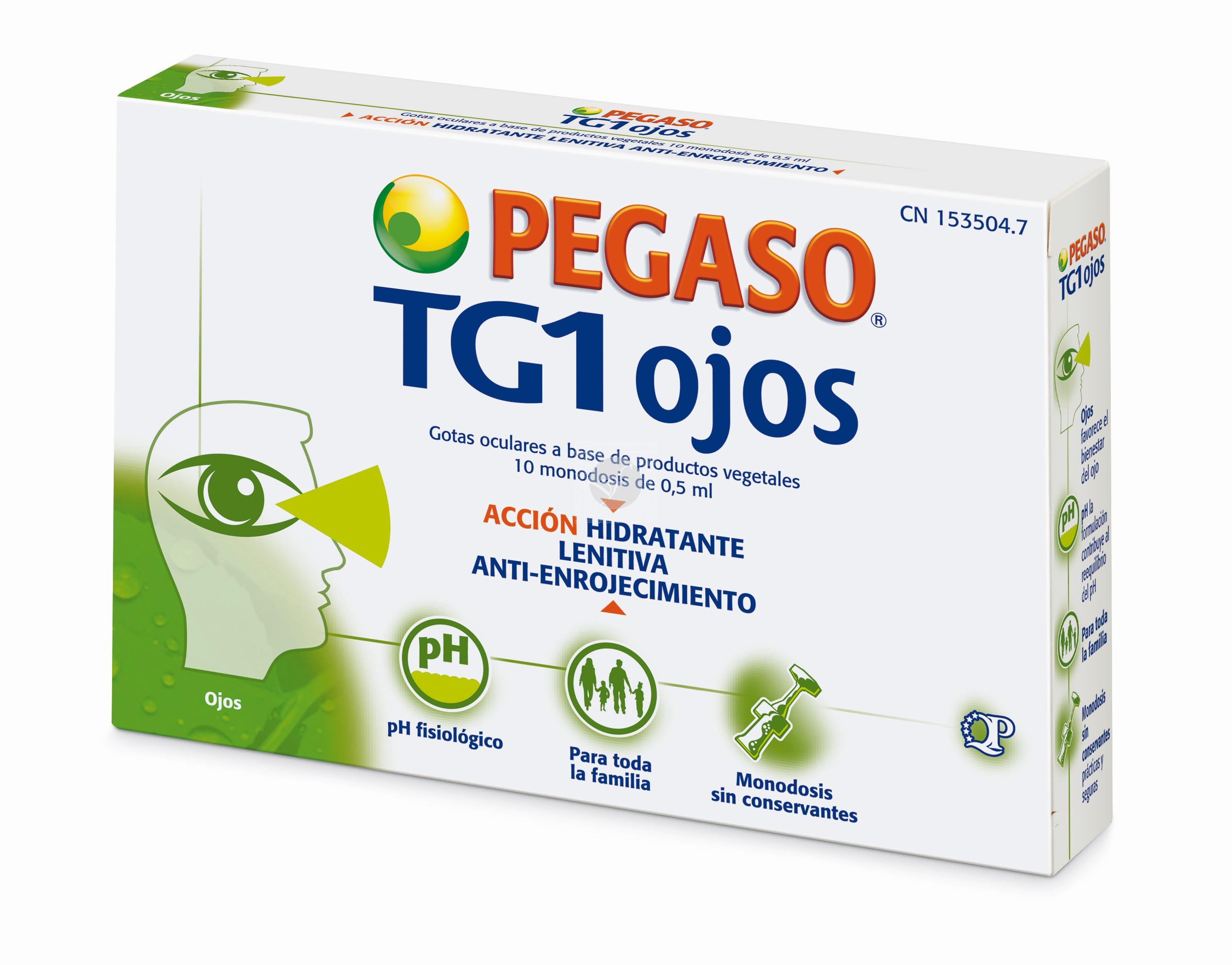 COLIRIO TG1 MONODOSIS