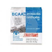 BCAA AMINOACIDOS RAMIFICADOS CAPSULAS NUTRISPORT