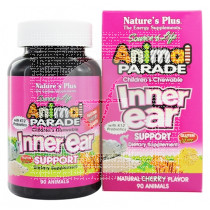 ANIMAL PARADE INNER EAR OIDO INTERNO INFANTIL NATURES PLUS