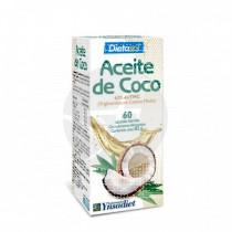 ACEITE DE COCO 60 CAPSULAS 1000MG YNSADIET