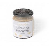 CREMA DE ALMENDRAS CRUNCHY ECO OLEANDER
