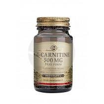 CARNITINA COMPRIM 500MG 60COMP