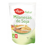 MILANESAS DE SOJA GRANERO INTEGRAL