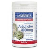ALCACHOFA ARTICHOKE 8000MG LAMBERTS