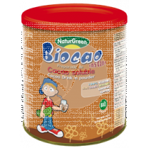 BIOCAO 400GR -CACAO SOLUBLE-    NATUR GREEN