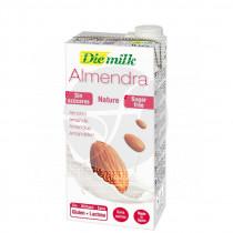 DIEMILK LECHE ALMENDRA NATURAL SIN AZUCAR 1L NUTRIOPS