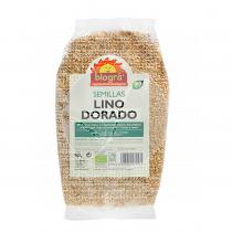 SEMILLAS LINO DORADO BIO 500GR BIOGRA