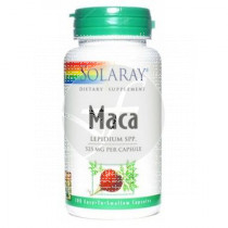 MACA 525MG SOLARAY