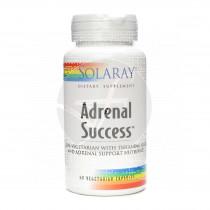ADRENAL SUCCES ESTRES 60 CAPSULAS SOLARAY