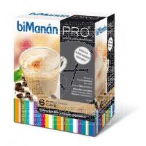 BATIDO PROTEINAS CAFE SOBRES BIMANAN PRO