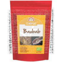 BAOBAB BIO EN POLVO ISWARI