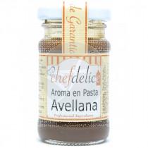 AROMA DE AVELLANA EN PASTA SIN GLUTEN 50GR CHEFDELICE