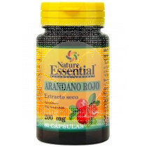 ARANDANO ROJO CAPSULAS 5000MG NATURE ESSENTIAL