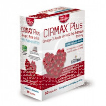 CIRMAX PLUS 60 CAPSULAS NATURE ESSENTIAL