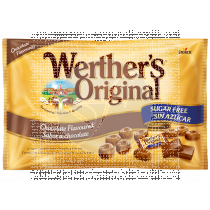CARAMELOS SABOR CHOCOLATE WERTHERS