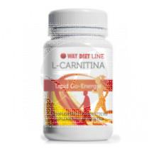 CARNITINA CAPSULAS 650MG WAY DIET