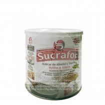 AZUCAR DE ABEDUL CON STEVIA ORGANICA BOTE 500GR SUCRAFOR