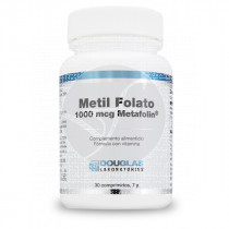 METIL FOLATO METAFOLIN 30 COMPRIMIDOS LABORATORIOS DOUGLAS