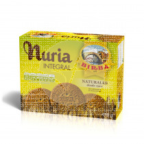 GALLETAS INTEGRALES 470GR NURIA
