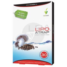 LIPOATRAP 30 CAPSULAS NOVA DIET