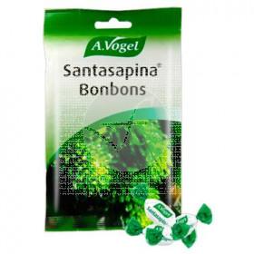 CARAMELOS TOS SANTASAPINA BONBONS 100GR A VOGEL BIOFORCE
