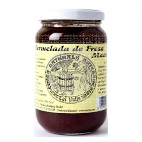 MERMELADA DE FRESA SIN AZUCAR PLANT SALUD