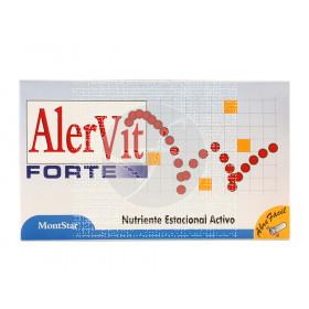 ALERVIT FORTE 10 VIALES MONT-STAR