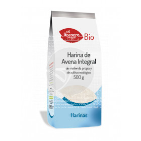 HARINA DE AVENA INTEGRAL BIO GRANERO INTERGAL