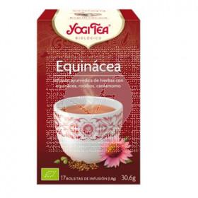 EQUINACEA PROTECCION INFUSION YOGI TEA