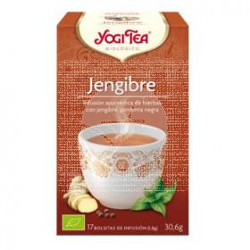 JENGIBRE INFUSION YOGI TEA