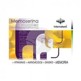 MEMOSERINA 60 CAPSULAS INTERNATURE