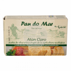 ATUN EN ACEITE OLIVA ECO EN LATA 120GR PAN DO MAR