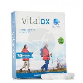 VITALOX ANTIOXIDANTE 30 CAPSULAS MAHEN