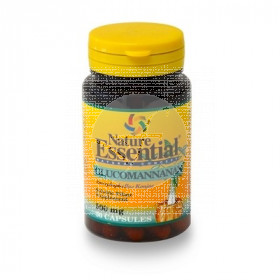 GLUCOMANANO CAPSULAS 500MG NATURE ESSENTIAL