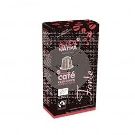 CAFE BIO FORTE EN CAPSULAS COMERCIO JUSTO ALTERNATIVA3