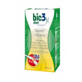 BIE 3 DIET SOLUTION PIERDE PESO 24 STICKS