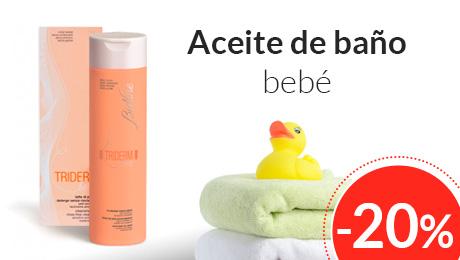 Marzo - Aceite de baño bebe Bionike