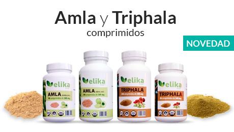 Marzo - Amla y Triphara Elika foods