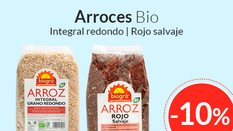 Enero - Arroces bio Biogra