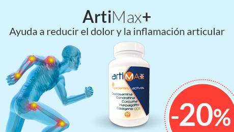 Febrero - Artimax+ Just Aid