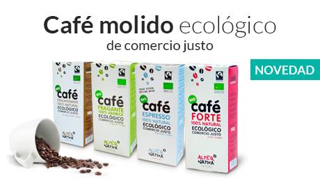 Marzo - Cafés ecológicos Alternativa3