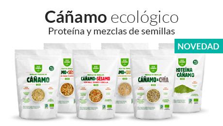 Marzo - Gama cáñamo ecológico Ecocanem