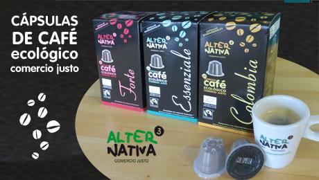 Enero - Cápsulas de café Alternativa 3
