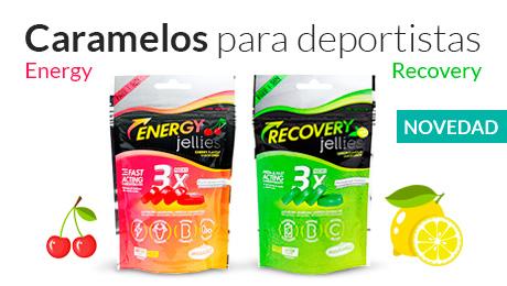 Febrero - Caramelos para deportistas Miguelañez