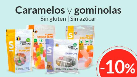 Enero - Caramelos y gominolas Sweet Switch