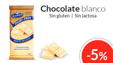 Marzo - Chocolate banco Sweet Williams