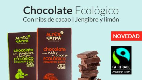 Diciembre - Chocolates ecológicos Alternativa 3