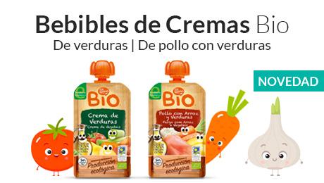 Marzo - Bebibles de cremas bio Mi menú
